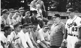 1956 Braves Tryout